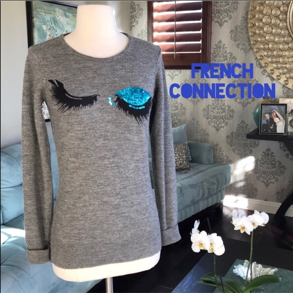 37f2c27c050 French Connection Sweaters - ❤️FINAL PRICE❤️French Connection Winking  Sweater